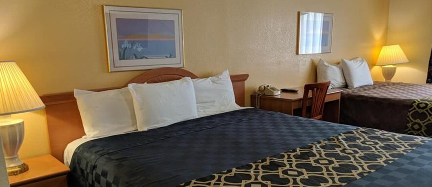 BUDGET INN CORCORAN OFFERS AFFORDABLE LODGING